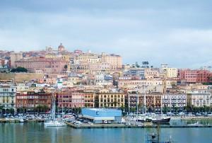 Cagliari Sardinia, Italy