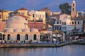 Chania-Souda, Crete, Greece