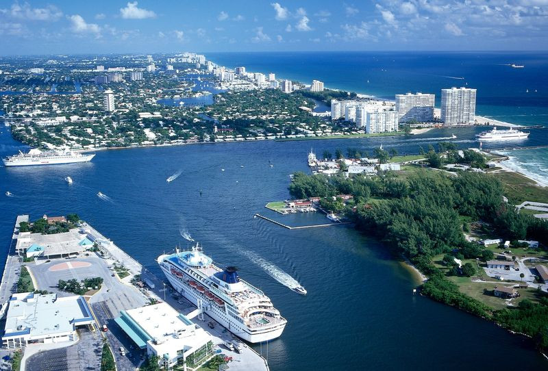 Taxi From Fort Lauderdale Beach To Port Everglades