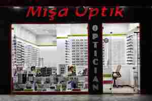 MISA OPTIC & SUNGLASES