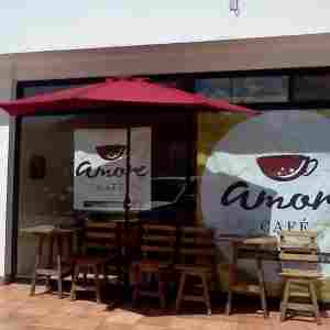 Amore Cafe Coffe Shop - Ensenada, Mexico