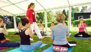 Choose for Yoga Courses in India