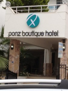 Ponz Boutique Hotel and Spa